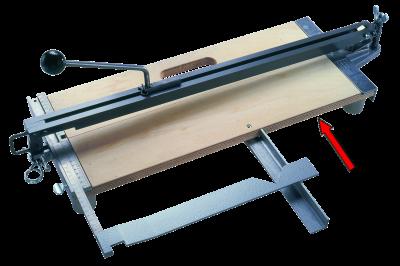 Multiplex Holzgrundplatte