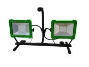 LED Twin- Strahler, IP 65, 2 x 30 Watt
