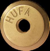 Original HUFA® Hartmetall - Schneiderädchen TiN 20 mm Ø